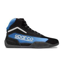 Go Kart - Sparco Gamma KB-4 Kart Boot 44 Blue & Black - NEW
