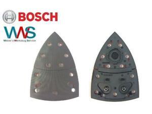 BOSCH PSM 200 AES Schleifplatte dreieckig Neu und OVP!!!