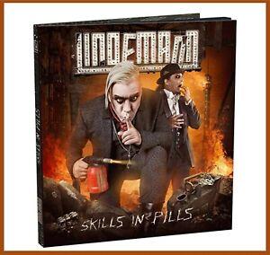 """Till Lindemann """"skills in pills"""" Digipack CD Album NEU 2015 Rammstein"""