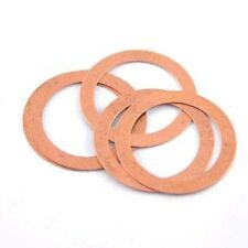 Novarossi Head Gasket 2,5cc Short Stroke Ø20,8x15mm shim 0,10mm Copper - NVR0320