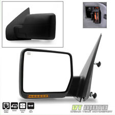 Ford F Power Heated View Mirror W Led Signal