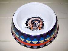 TEO JASMIN Napf Hundenapf Fressnapf Französische BULLDOGGE French Bully Indianer