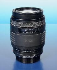 SIGMA AF UC ZOOM 70-210mm/4-5.6 Objektiv lens objectif für Sony Minolta - 40535