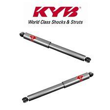 NEW GMC G15 G1500 Van Chevy Blazer Pair Set of 2 Rear Shock Absorbers KYB KG5417