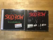 Skid Row [2 CD Alben] Skid Row + thickskin