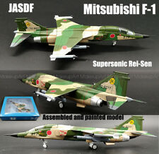 Mitsubishi F-1 Supersonic Rei-Sen Japan JASDF aircraft 1:100 diecast Model plane