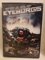 Eyeborgs (2009) Adrian Paul, Megan Blake, Danny Trejo New/ Sealed