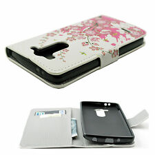 Stand Flip Leather Wallet Style Phone Cover Case Pouch For Various Mobile Phone