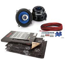 Opel Vectra B 95-99 sinustec Speaker 5 1/8in Tailgate + STP alubutyl Insulation