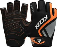 RDX Weight Lifting Gym Gloves Fitness Yoga Training Bodybuilding Grip Workout