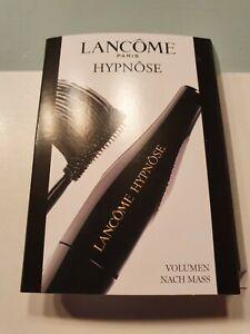 LANCOME PARIS HYPNOSE MASCARA 2 ml PROBE 01 NOIR HYPNOTIC
