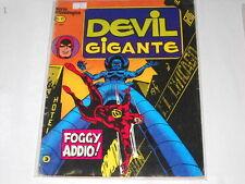 DEVIL  GIGANTE Corno numero  17 originale  !!!