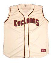 Rawlings Brooklyn Cyclones Size 52 Jersey Mets Sleeveless Jersey #10