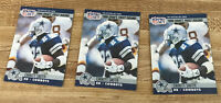 Lot of 8 - 1990 Pro Set Emmitt Smith Rookie Cards RC Dallas Cowboys HOF 90s Rare