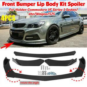 For Holden Commodore VF Series 1 Sedan/Ute/Wagon/575 Black Front Bumper Lip