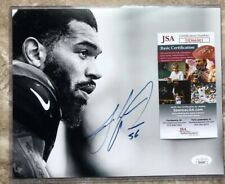 Julius Peppers Signed 8x10 Photo Green Bay Packers Autograph Panthers W JSA COA