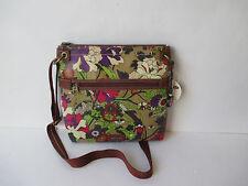 Sakroots -  Crossbody Shoulder Bag Flower Power Artist  Joshua Davis