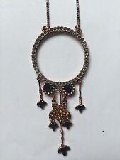 Pilgrim Round Stone Costume Necklaces & Pendants
