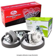 Kit Cinghia Distribuzione Gates + Pompa Acqua Seven Fiat Punto 1.2 60 44 KW