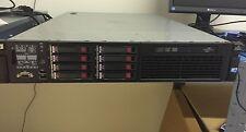 DL380 G7 Server 2 x 3.33Ghz 6 Core Xeon X5680 144GB RAM 8 x 600GB Disk Drives