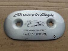 HARLEY DAVIDSON SPORTSTER SCREAMING EAGLE AIR FILTER COVER, 10