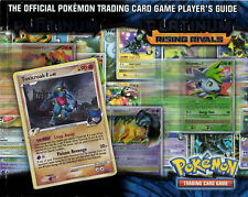 Pokemon OFFICIAL PLATINUM:RISING RIVALS PLAYER'S GUIDE W TOXICROAK G DP41