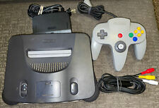 Nintendo 64 N64 System Console Bundle Tested Working NUS-001(USA)