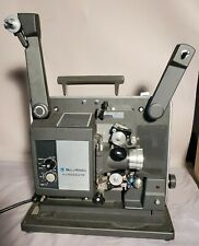Vintage Bell & Howell Filmosound Model 16mm Sound/Silent Movie Projector