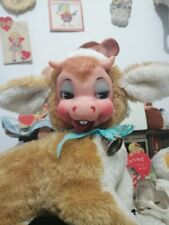 Vintage rubber face cow rushton? 11""