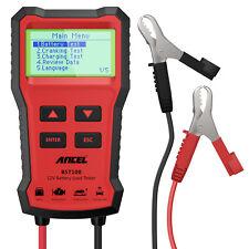 ANCEL BST100 Car Battery Tester 12V 220Ah 2000CCA Multilingual Battery Test Tool