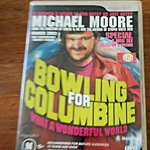 Bowling For Columbine (DVD, 2003) R4 – FREE POST