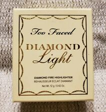 Too Faced Canary Diamond Light Highlighter SIZE 0.42 oz/ 12gr. Sealed. Authentic