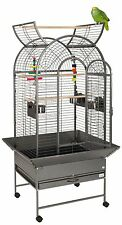 Liberta Cortes Medium Parrot Cage Suitable For African Grey, Amazon Cage