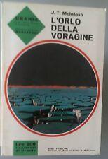 Urania n°0387 1965 L'ORLO DELLA VORAGINE J. T. MCINTOSH