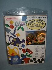 Stampendous SF007 Watering Cans Crafts Home Decorating Stamps NEW #3