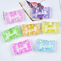 10pcs Sweet candy flatback Resin Kawaii cabochon DIY Decorations Accessories