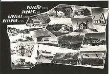 160264 BELLUNO NEVEGAL - TORONT - VISENTIN - VEDUTINE Cartolina FOTOGRAFICA