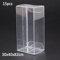 5~25pcs 1/64 Model Car Plastic Display Box For Matchbox TOMICA High Quality