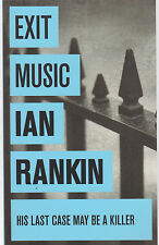 Exit Music by Ian Rankin - New Paperback Book
