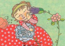Kunstkarte: Selda Soganci - Tanzen