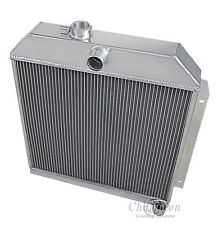 1949 -52 Plymouth, Dodge, Chrysler & DeSoto 2 Row WR Radiator, Straight 6