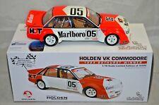 Holden VK Commodore 1984 Bathurst Winner Brock Perkins Decals Fitted 1/18 Signed