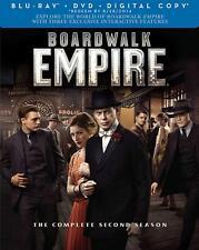 Boardwalk Empire: The Complete Second Season (Blu-ray/DVD, 2012, 7-Disc Set