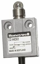 IP66 Snap Action Limit Switch Roller Plunger Die Cast Zinc, NO/NC, 240V