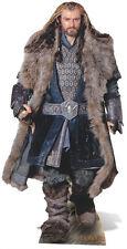 Thorin Oakenshield 'El Hobbit' Tamaño Natural Recorte de cartón de pie RICHARD
