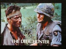 POSTCARD  POSTER FOR THE FILM 'THE DEER HUNTER' IN VIETNAM
