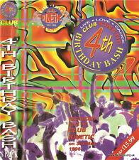 CLUB KINETIC - 4TH BIRTHDAY BASH (CD COLLECTION) 3RD MAY 1996