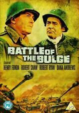 BATTLE OF THE BULGE NEW DVD