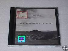 CD - R.E.M. - NEW ADVENTURES IN HI-FI - Warner 1996
