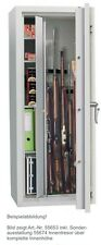 Waffenschrank EN 1143-1 Klasse N/0, 8 Waffenhalter, mechanisches Zahlenschloß